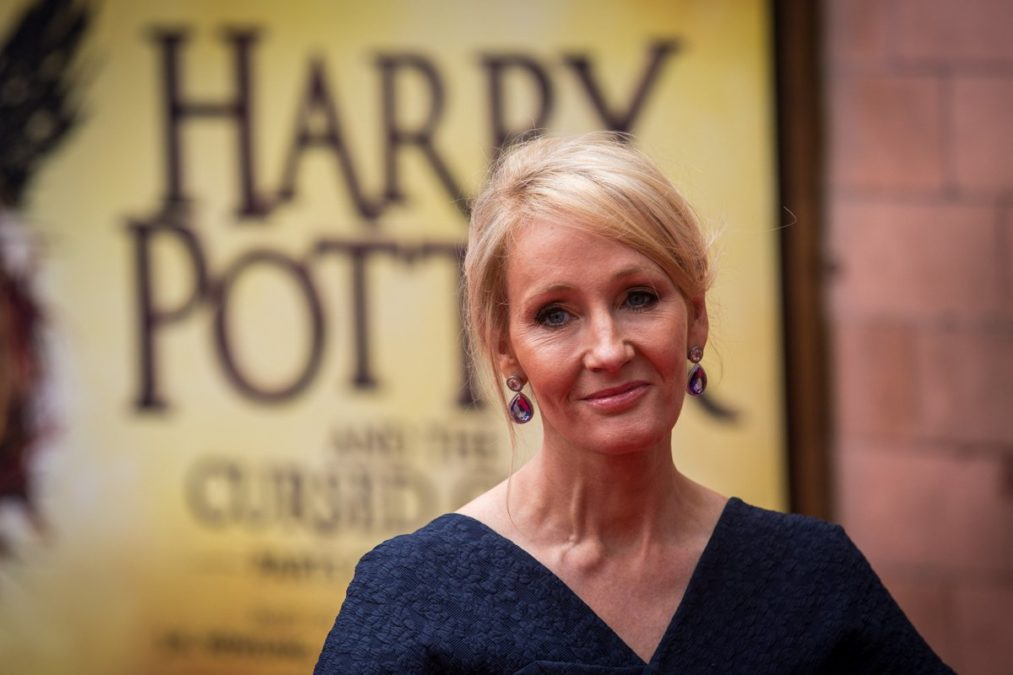 J.K. Rowling - 07/2016 - Rob Stothard/Getty Images