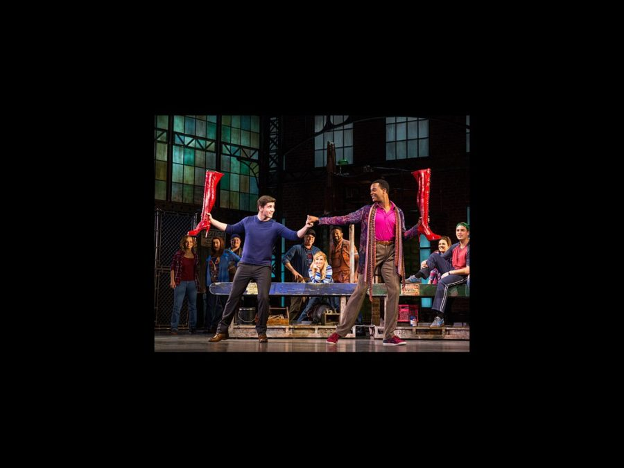 TOUR - Kinky Boots - NOS - wide - 1/16
