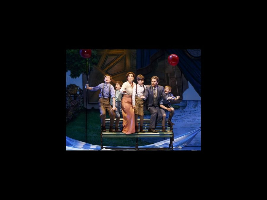 PS - Finding Neverland - wide - 3/15 - Matthew Morrison - Laura Michelle Kelly