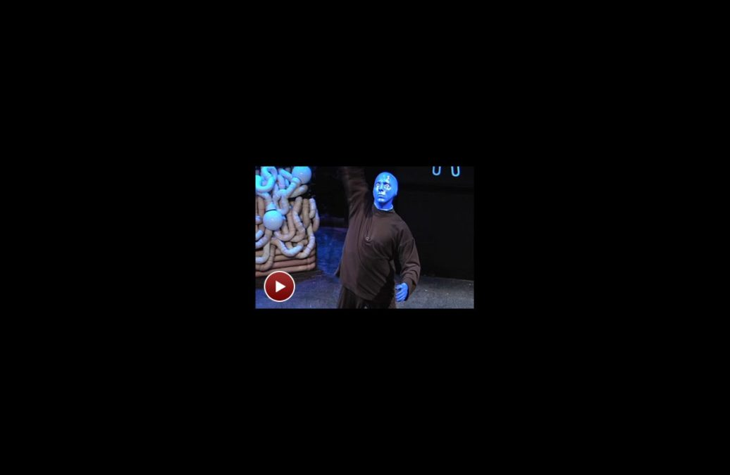 Beyond Broadway - Blue Man Group - square