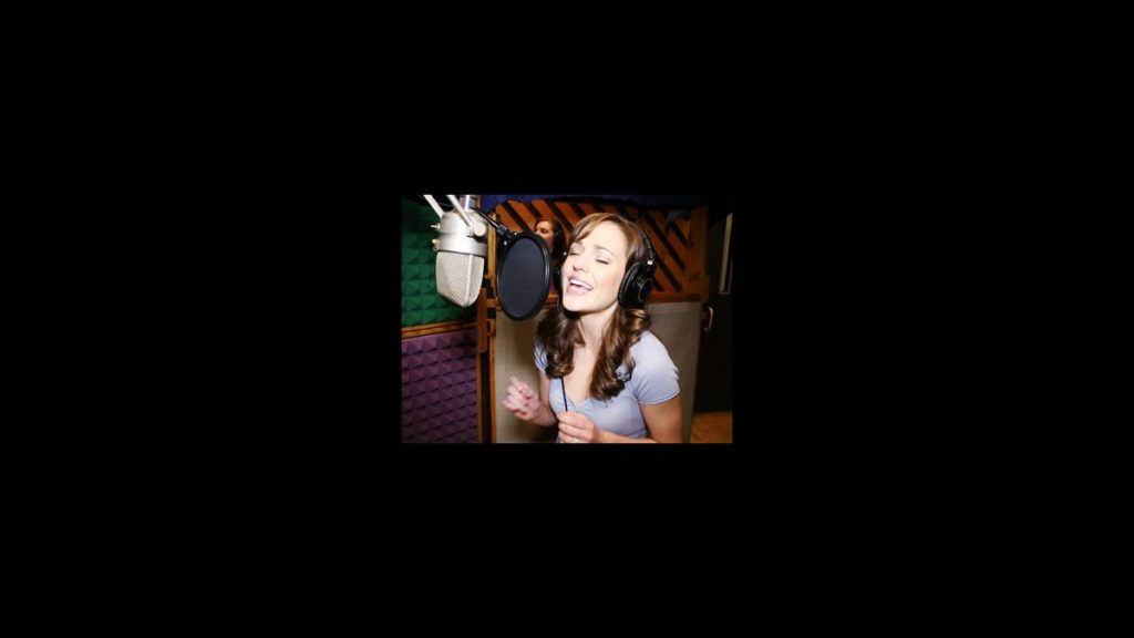 On the Scene - Cinderella Recording - Laura Osnes - 5/13