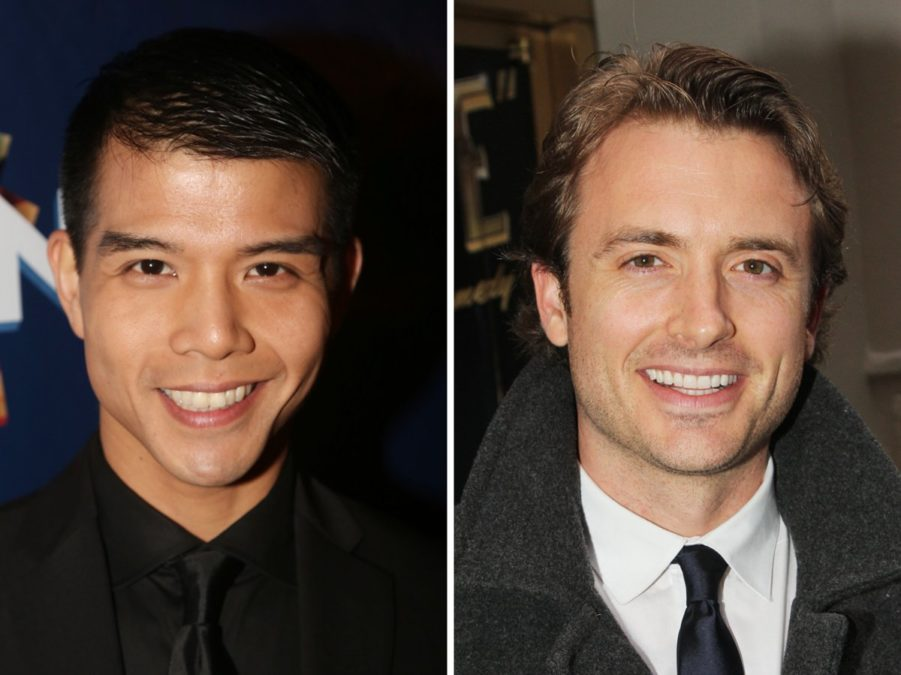 Telly Leung - James Snyder - 8/16 - Bruce Glikas