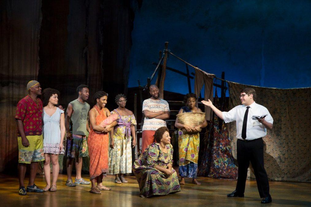 National Tour Show Photos - The Book of Mormon - 12/17 - Photo: Julieta Cervantes