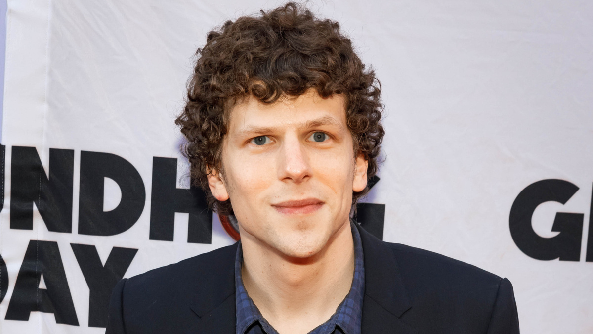 OP - Groundhog Day - Broadway - Jesse Eisenberg - 4/17 - Emilio Madrid-Kuser