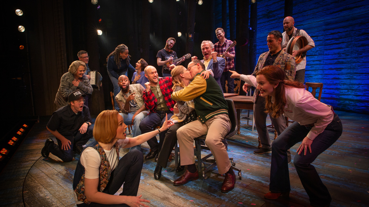 Australian Production - Come From Away -  Jeff Busby