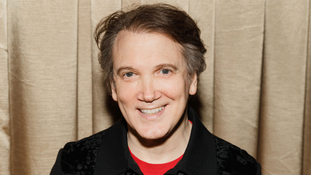 Charles Busch - 11/2016 - Emilio Madrid for Broadway.com