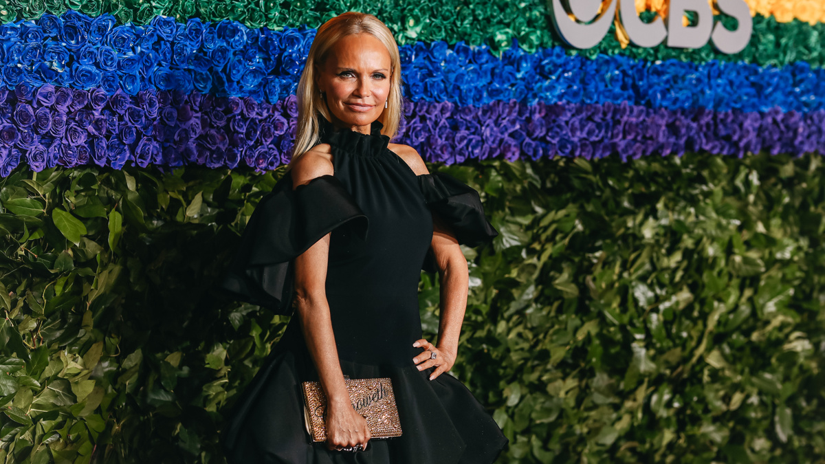Tony Awards 2019 - Arrivals - Kristin Chenoweth - Emilio Madrid-Kuser