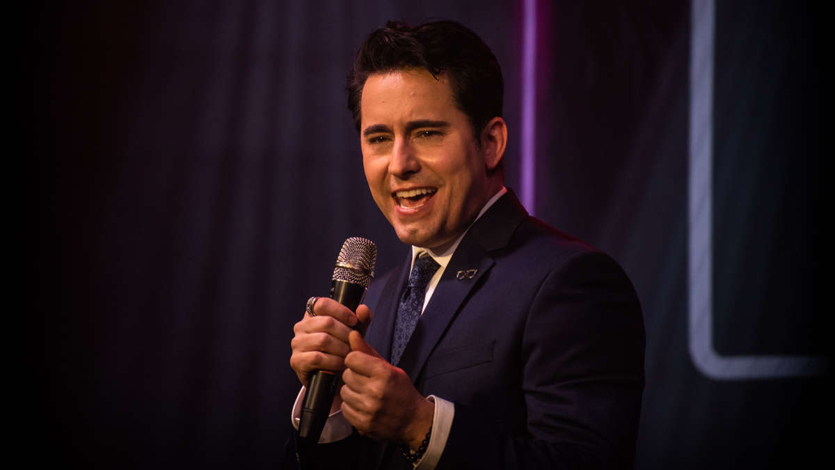 John Lloyd Young - 12/20 - Rodney Fleming
