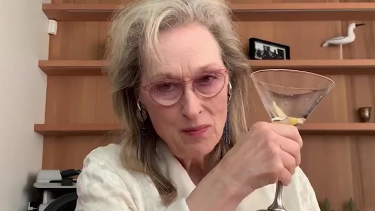 Still - Ladies Who Lunch - Christine Baranski - Meryl Streep - Audra McDonald