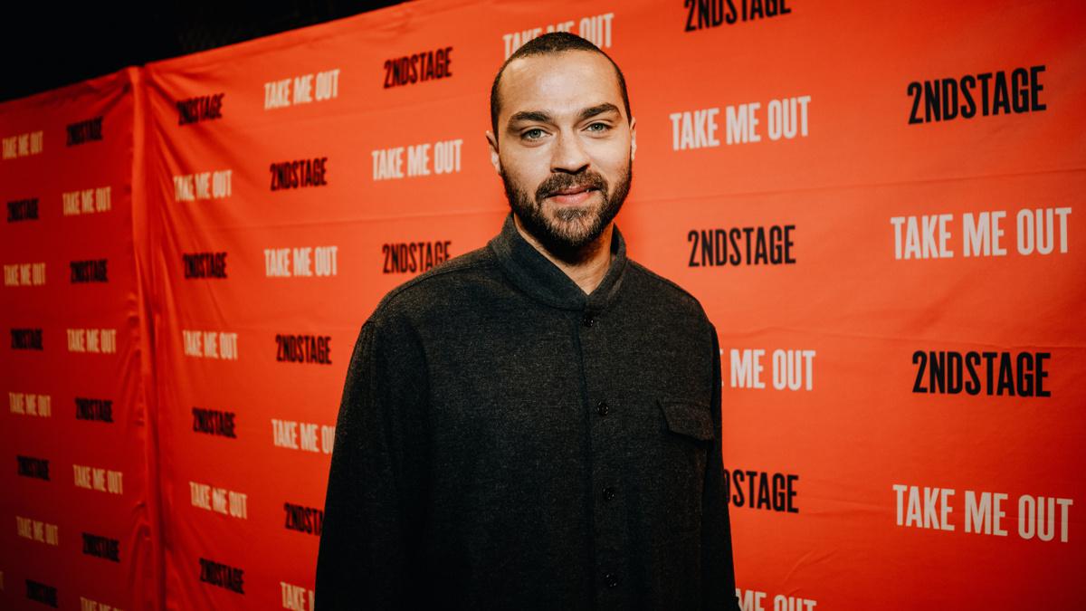 Take Me Out - Broadway - Presser -  Jesse Williams - Caitlin McNaney